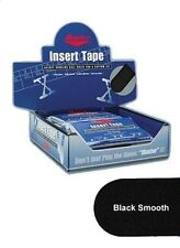 "Master 1"" Black Bowling Tape 32 Piece Pack"