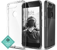 For Google Pixel Caseology® [WATERFALL] Shockproof Slim Ultra Clear Case Cover