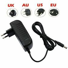 220V DC 12V 2A 24W Power Supply AC Adaptor for 5050 3528 Led Strip EU/AU/US/UK
