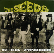 "THE SEEDS  ""NIGHT TIME GIRL (UNDUBBED VERSION)""  PSYCH ROCK   LISTEN!"