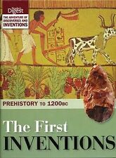 First Inventions Prehistory to 1200bc (Discovery & Invention 1), Christine Noble