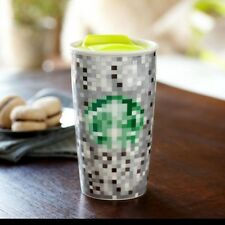 Starbucks Rodarte Ceramic Double Wall Mug Tumbler 12 fl oz