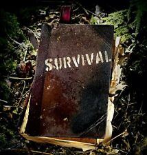 Survival Guides Survival Books - First Aid, Food, Medical, Plants,Great info 24