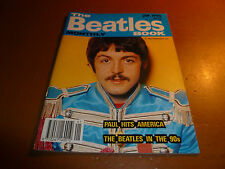 THE BEATLES BOOK MONTHLY Magazine No. 165 Jan 1990