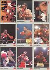 ALL WORLD BOXING 1991 AW SPORTS INC. FACTORY CARD SET OF 149 MUHAMMAD ALI