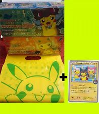 Pokemon Card Special Box Pikachu Cosplay Charizard  Poncho X & Y  promotion card
