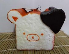 Brand New Giant Size Kawaii Rilakkuma Loaf of Bread Squishy Rare Charm Scented