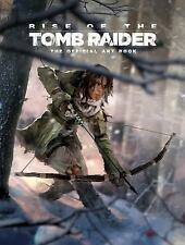 Rise of the Tomb Raider: The Official Art Book, McVittie, Andy, New Book