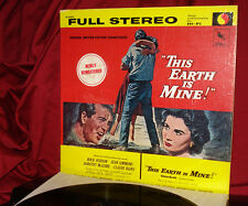 'THIS EARTH IS MINE!' - Hugo Friedhofer Soundtrack on VS Stereo Re-Issue LP, VG+