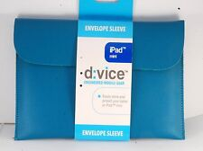 NEW BLUE IPAD MINI D:VICE ENGINEERED MOBILE GEAR ENVELOPE SLEEVE NEW WITH TAGS