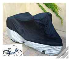 "Adult Tricycle Cover for Schwinn Westport in Black Ss400 75""L X 30""W X 44""H"