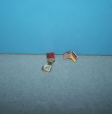 1980 Moscow Olympic Games CCCP Soviet Russian Pin Dangle Sport Pin