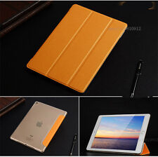 Luxury Slim Smart Wake Leather Case Cover for Apple iPad 2 3 4 5 Air 6 Air2 mini