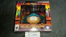 SOUTH PARK THE STICK OF TRUTH EDITION GRAND WIZARD COLLECTOR NEUF PS3 SONY US