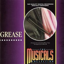 GREASE - JOHN BARROWMAN / SHONA LINDSAY / MARK WYNTER ETC.- SOUNDTRACK CD