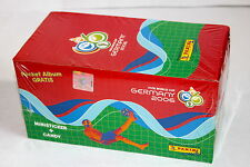 Panini WC WM Germany 2006 – MINISTICKER DISPLAY BOX incl. 36 Tüten + 10 x Album