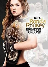 UFC Presents: Ronda Rousey - Breaking Ground (DVD, 2014)
