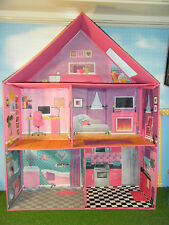 BARBIE SIZE CALEGO 3D IMAGINATION MODERN DOLL HOUSE