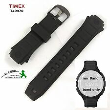 Timex Ersatzarmband T49970 Expedition Global Shock - passt T49974 T49971 T49972