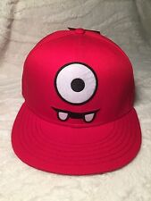 OFFICIAL YO GABBA GABBA PRODUCT (MUNO!) FITTED HAT ( X-XL)