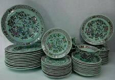 ADAMS Wedgwood china SINGAPORE BIRD pattern 60-piece SET SERVICE for TWELVE (12)