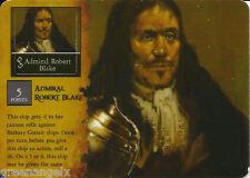 I PIRATI DELLA COSTA BARBERIA - 055 ADMIRAL Robert Blake