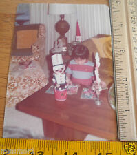 Ultraman 1970's child photograph reading comics puzzle ? picture
