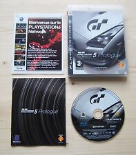 Gran Turismo 5 Prologue - PS3 Complet Comme neuf