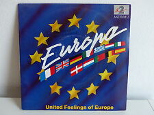 UNITED FEELINGS OF EUROPE Europa TV France 2 873686 7