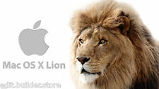 Mac OS X Lion 10.7 USB for Install Reinstall Upgrade or Recovery