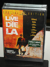 To Live and Die in L.A. (DVD) Special Edition! William L. Petersen, BRAND NEW!