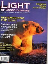 Light of Consciousness Winter 2005 Harriet Tubman Sacred Cinema Harp Seals