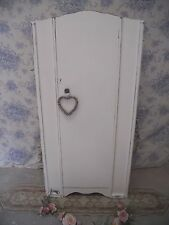 Shabby Chic painted Wardrobe painted in Laura Ashley and Annie Sloan