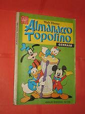 ALBO D'ORO ALMANACCO DI TOPOLINO n° 1 - DEL 1969 -COMPLETO CALENDARIO mondadori-