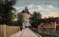 Peitz N.L. Brandenburg Feldpostkarte 1918 mit Stempel Feldpost gelaufen Berlin
