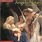 Angelo Notari - : The First New Music (2013)