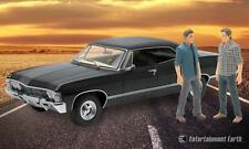 SUPERNATURAL Licensed 1:18 ARTISAN DieCast 1967 IMPALA REPLICA LTD w/ SAM & DEAN