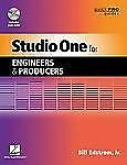 Studio One For Engineers And Producers (Quick Pro Guides) (Quick Pro Guides (Hal