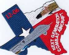USAF PILOT TRAINING PATCH Combat System Officer Training class Randolph AFB TX