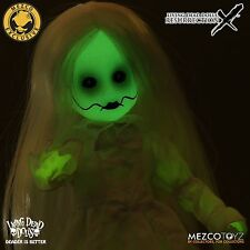 LIVING DEAD DOLLS Resurrection X THE LOST Glow in Dark Ghostly White VARIANT