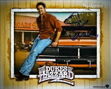 JOHNNY KNOXVILLE In-person Signed Photo - DUKES OF HAZZARD