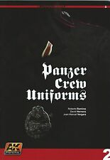 AK-Interactive Learning Series No.2 – Panzer Crew Uniforms
