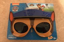Paw Patrol Pawsome Shades Chase Sun-staches 3+ NWT