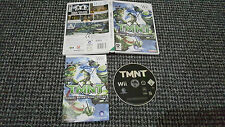 Nintendo Wii TMNT Teenage Mutant Ninja Turtles Tested And Complete