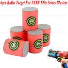 6 x EVA Bullet Target Toy Gun Shoot Dart Fr NERF N-Strike Elite Blaster Kids Toy