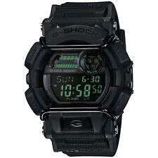 Casio G-Shock GD-400 Military Black Luxury Watch - GD-400MB-1DR