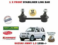 FOR SUZUKI JIMNY 1.3i JLX 1998   2005  NEW 1 X FRONT STABILISER LINK SWAY BAR OE