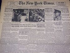 1951 MAY 30 NEW YORK TIMES - ALLIES CROSS THE IMJIM RIVER IN WEST - NT 2031