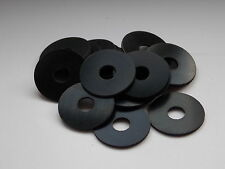20 Rubber Washers 30mm od x 9mm id x 1.5mm thick