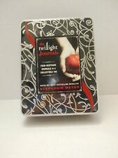 The Twilight Journals Set (4) by Stephenie Meyer (2009, Hardcover) New Sealed